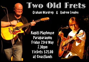 Two Old Frets Kapiti Playhouse