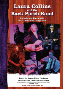 Laura Collins and the Back Porch Band